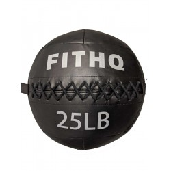 25 Lb FitHQ Leather Wall Ball