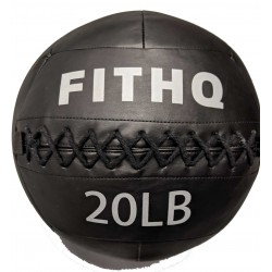 20 Lb FitHQ Leather Wall Ball