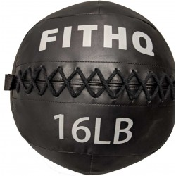 16 Lb FitHQ Leather Wall Ball