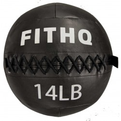14 Lb FitHQ Leather Wall Ball