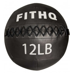 12 Lb FitHQ Leather Wall Ball