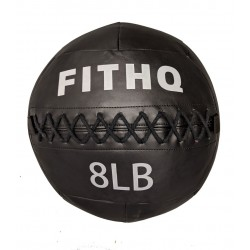 8 Lb FitHQ Leather Wall Ball